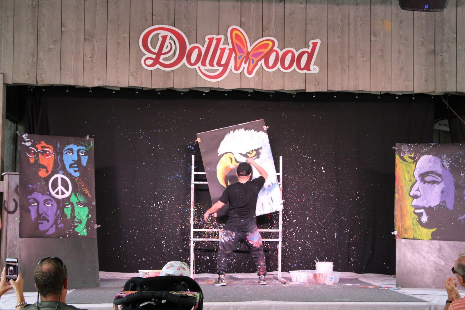 Dollywood Summer Celebration - Nightly Fireworks and