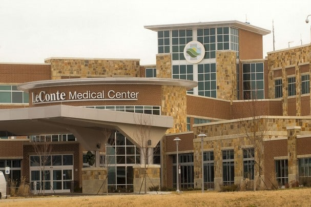Leconte Medical Center Pigeon Forge Tn