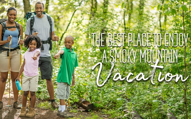 My Pigeon Forge Vacation Family Hiking