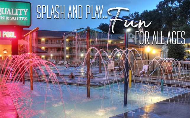 My Pigeon Forge Vacation Quality Inn and Suites