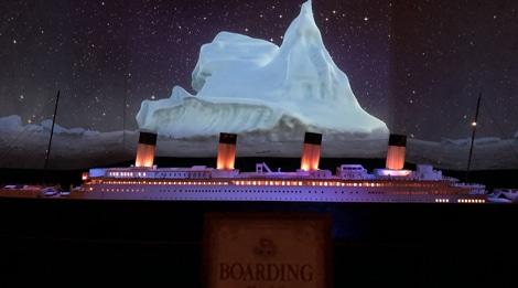 Titanic Lego Ship 470×261