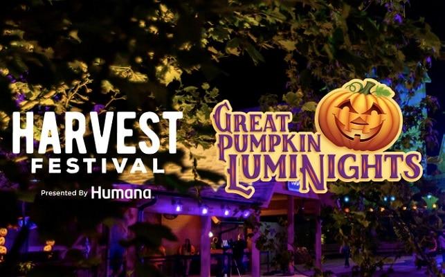 2021 Dollywoods Harvest Festival