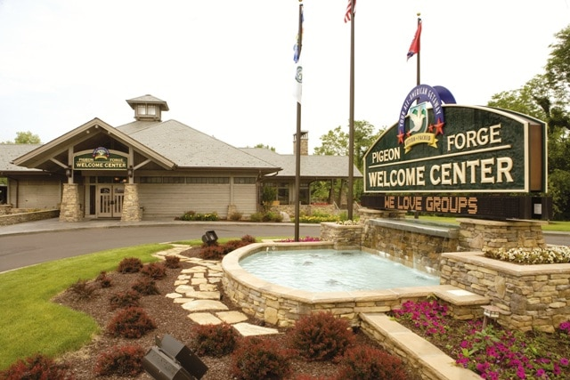 Pigeon Forge Welcome Center
