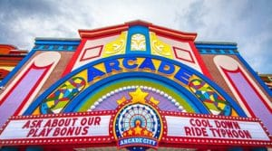 Arcade City at The Island - Pigeon Forge TN