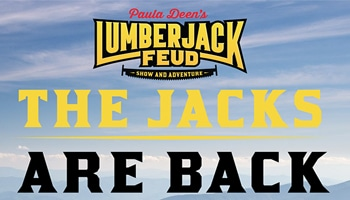 Paula Deen's Lumberjack Feud Adventure