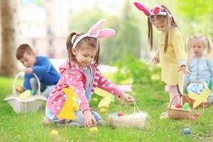 Easter Egg Hunt Pigeon Forge TN