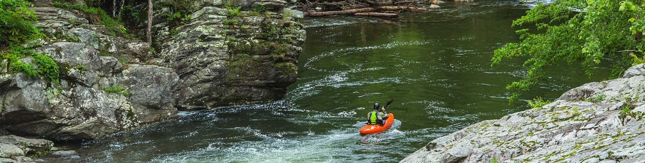Whitewater Rafting in the Smoky Mountains of Tennessee