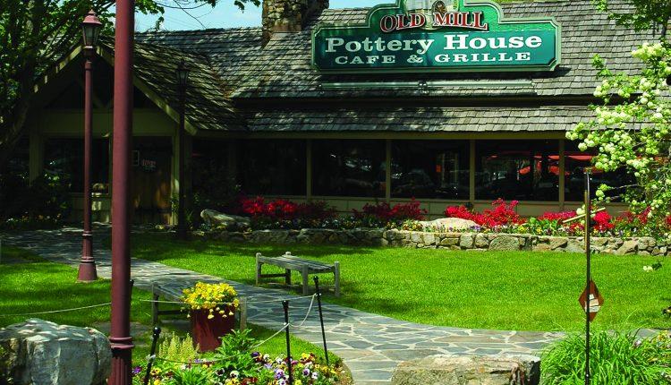 Pottery House Cafe
