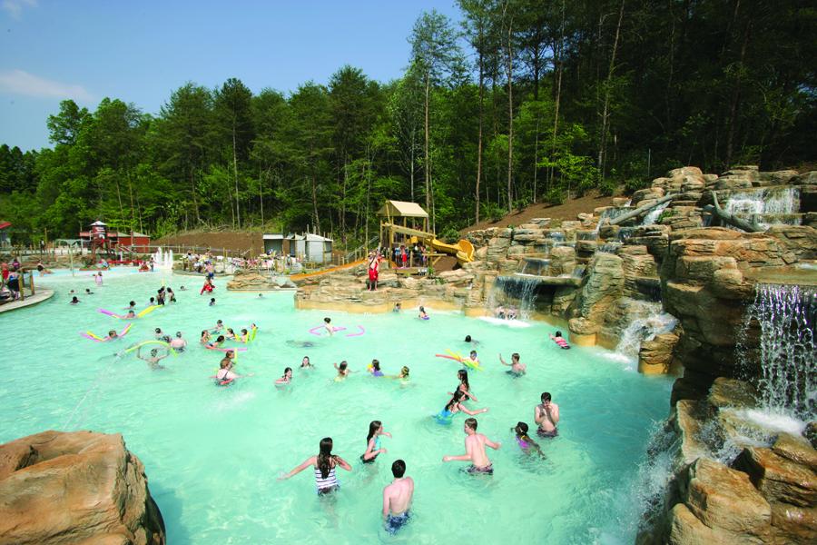 Splash Country Pool