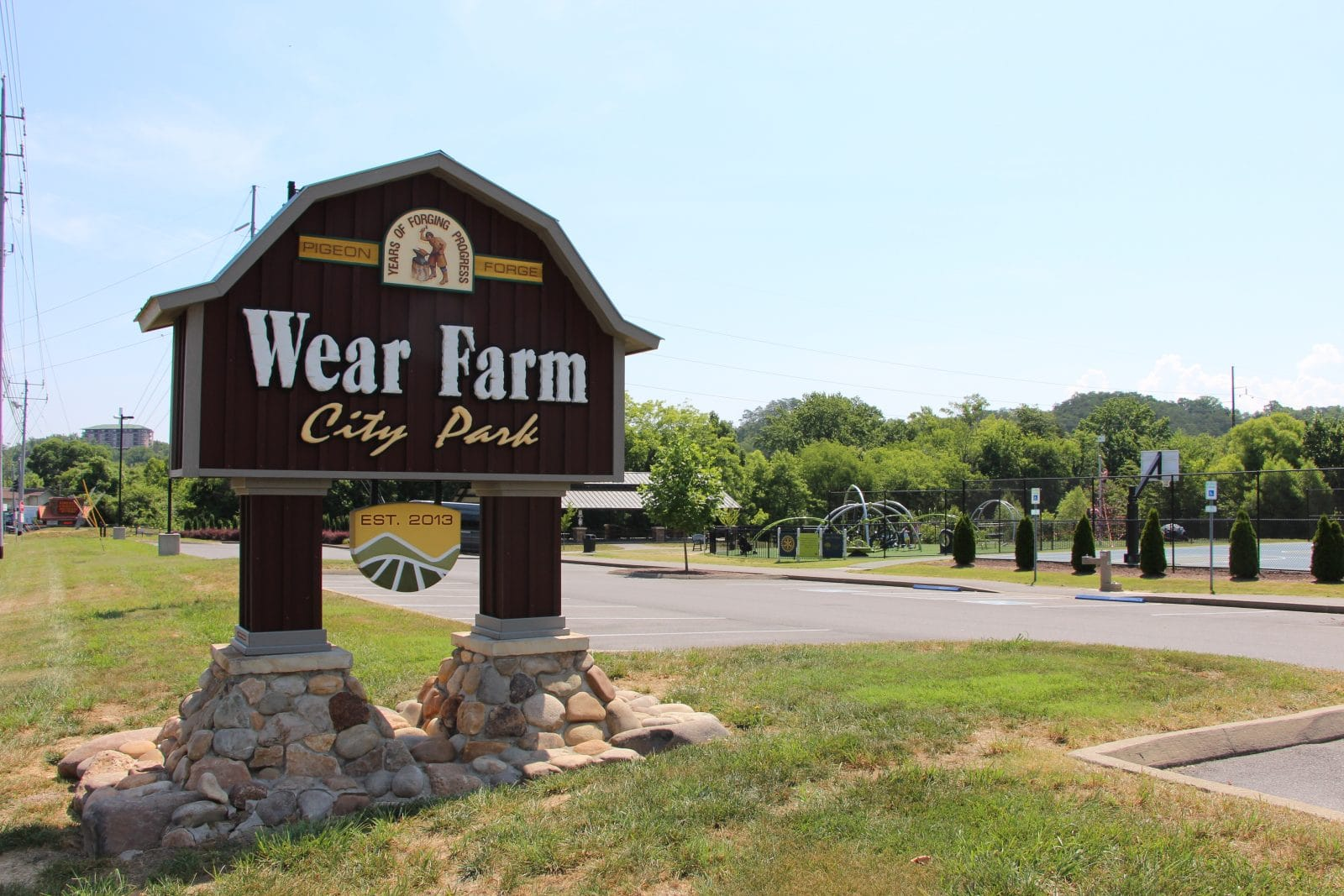 Wear Farm Park