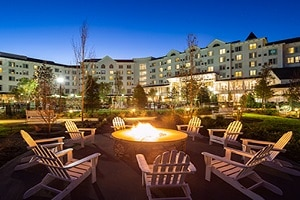Stay at Dollywood's Dreammore Resort in Pigeon Forge
