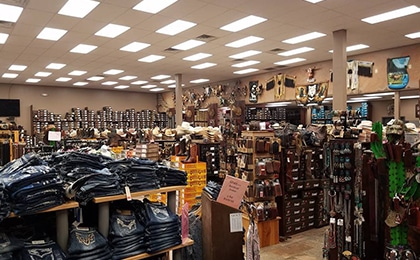 pigeon forge boot junkies clothing boot store
