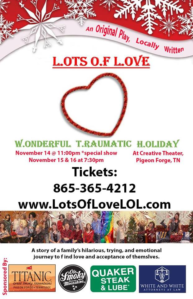 Poster for Lots Of Love Play