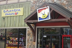 Build a Bear Workshop Pigeon Forge TN