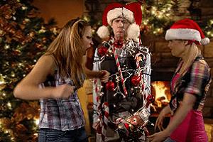 hatfield and mccoy christmas dinner show