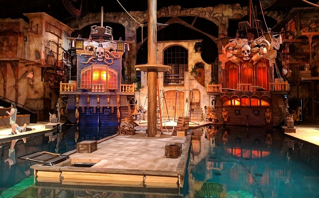 Pirates Voyage Dinner and Show Pigeon Forge TN