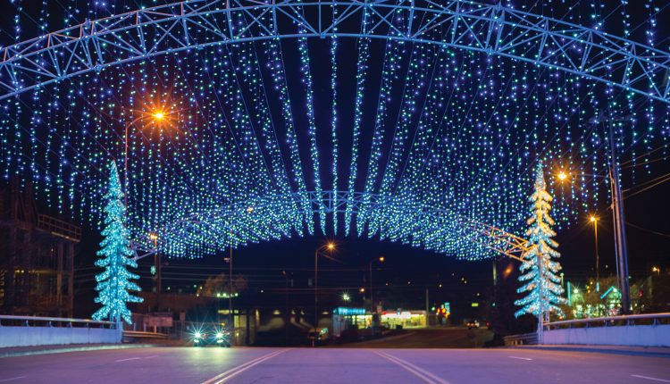 Christmas In Pigeon Forge 2019 Smoky Mountain Winterfest Celebration in Pigeon Forge Tennessee