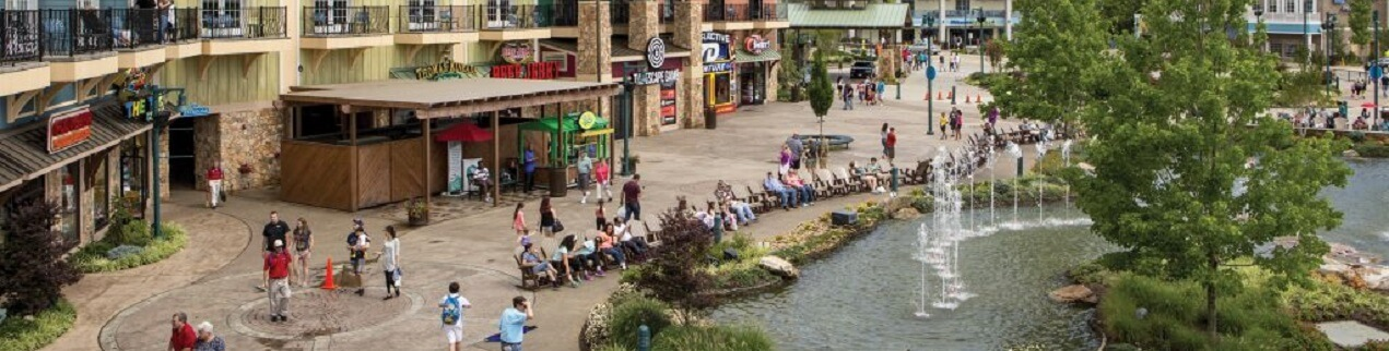 Pigeon Forge Outlets, Malls and Shopping Centers - The Island in Pigeon Forge