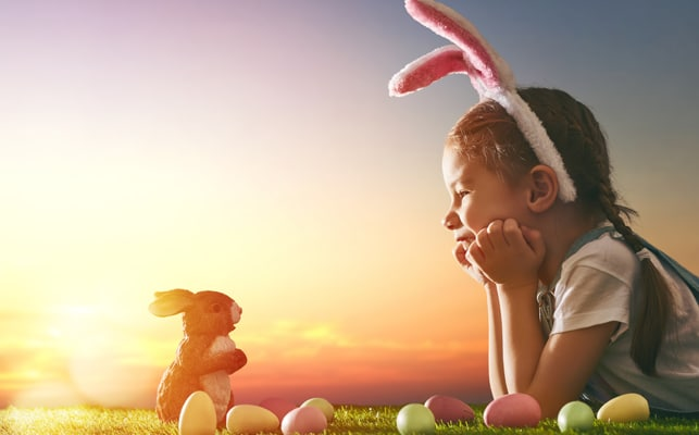 Easter Bunny Hard Rock Cafe