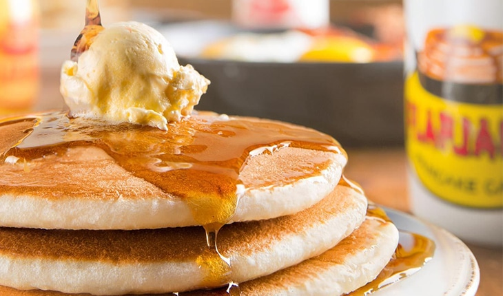 Flapjack's Pancake Cabin in Pigeon Forge, TN