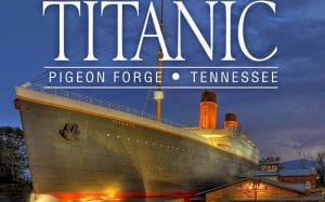 Titanic Museum in Pigeon Forge TN