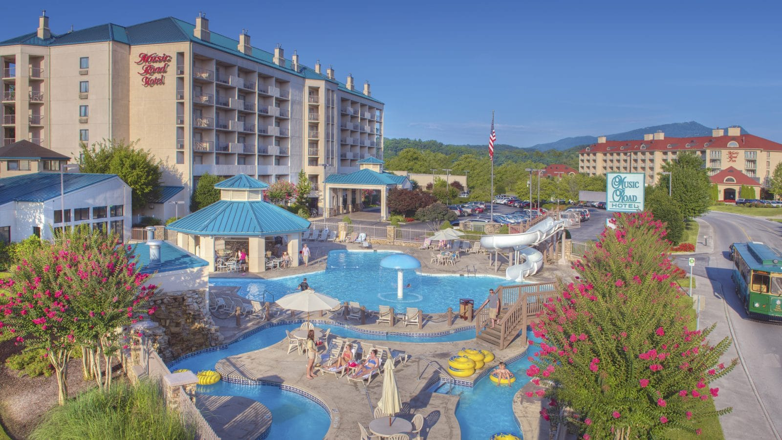 Music Road Resort Pigeon Forge Tennessee