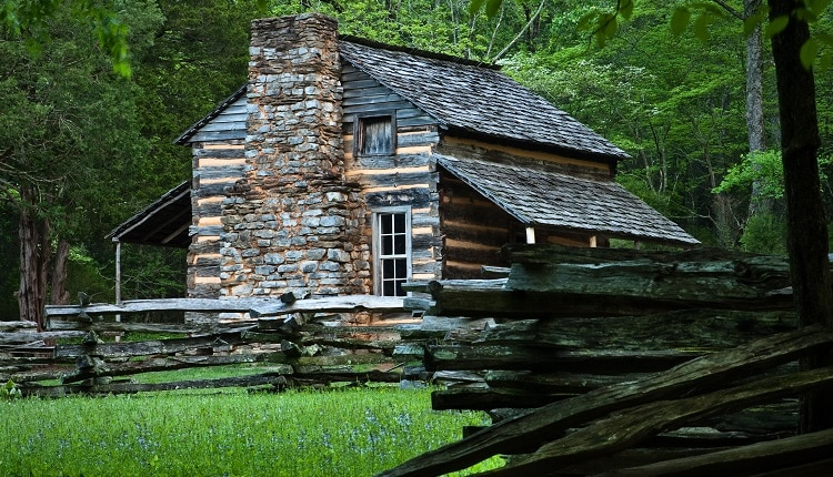 John Oliver Cabin Cades Cove Smoky Mountains