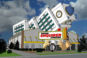 National Enquirer Attraction Pigeon Forge TN