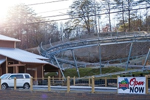 Rocky Top Mountain Coaster Pigeon Forge TN