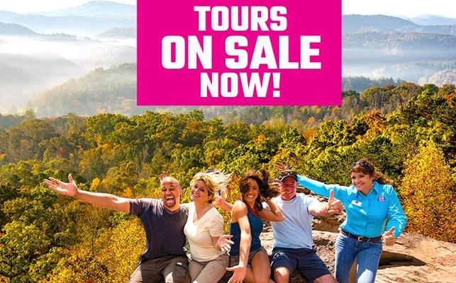 Pink Jeep Tour Smokies 643×400