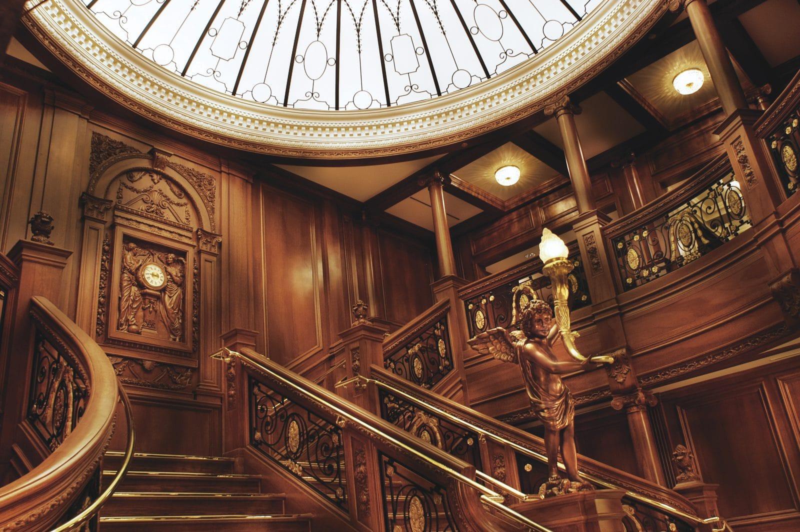 Titanic Interior