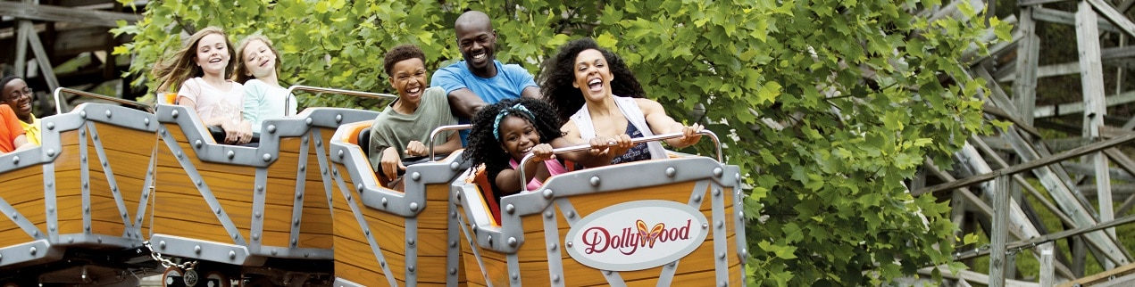 Dollywood in Pigeon Forge, TN