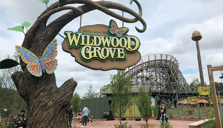 Wildwood Grove at Dollywood in Pigeon Forge TN