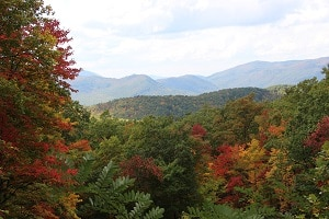 Best Places to See Fall Colors in Pigeon Forge and the Smoky Mountains