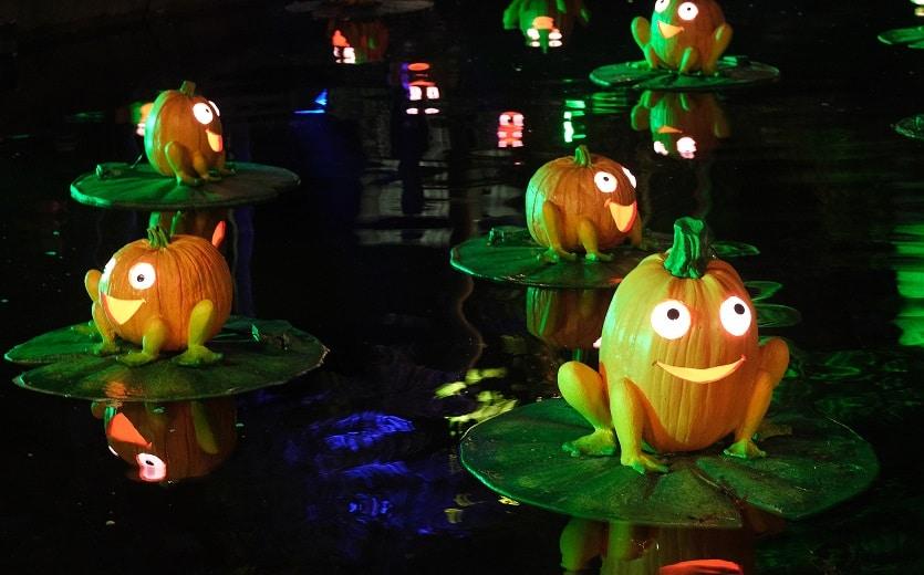 Dollywood's Great Pumpkin LumiNights