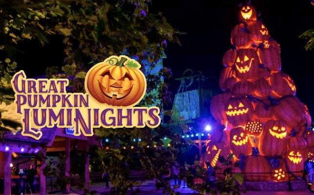 Dollywood Halloween 2020 Great Pumpkin LumiNights at the Dollywood Harvest Festival