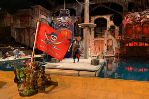 Pirates Voyage Dinner and Show in Pigeon Forge TN
