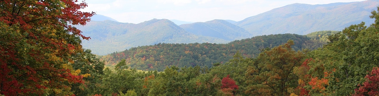 Top Places to See Smoky Mountain Fall Colors in Pigeon Forge