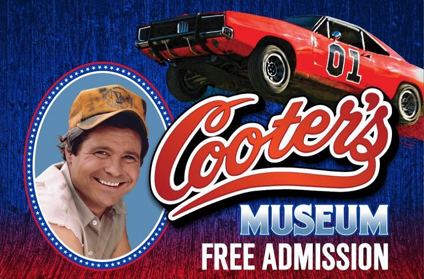 Cooter's Pigeon Forge - Dukes of Hazzard Museum and Shop
