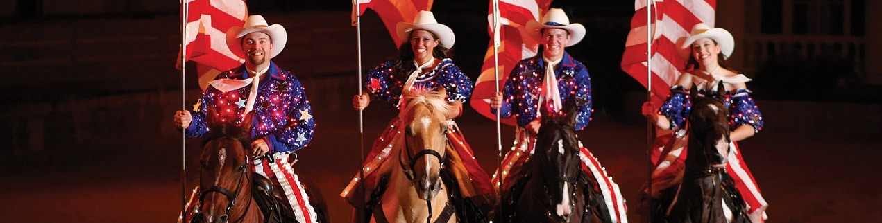 Dolly's Stampede - Group Activities in Pigeon Forge