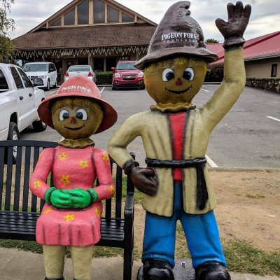 Harvest Moon Scarecrows