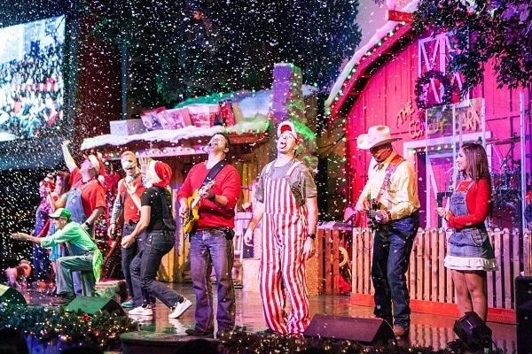 Comedy Barn Christmas Show
