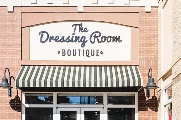 The Dressing Room Boutique