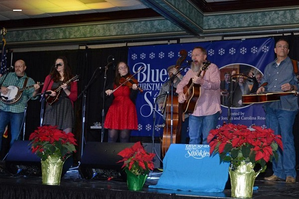 Christmas in the Smokies Bluegrass Festival - Pigeon Forge TN