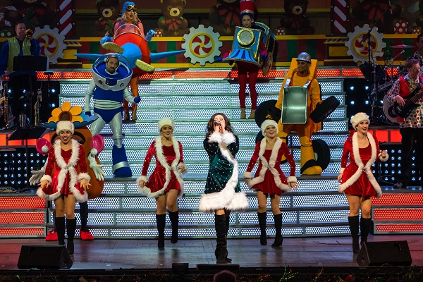 Christmas Show at the Smoky Mountain Opry