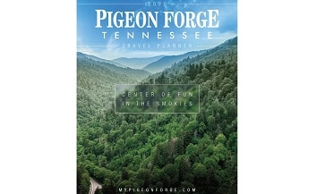 2020 Pigeon Forge Travel Planner