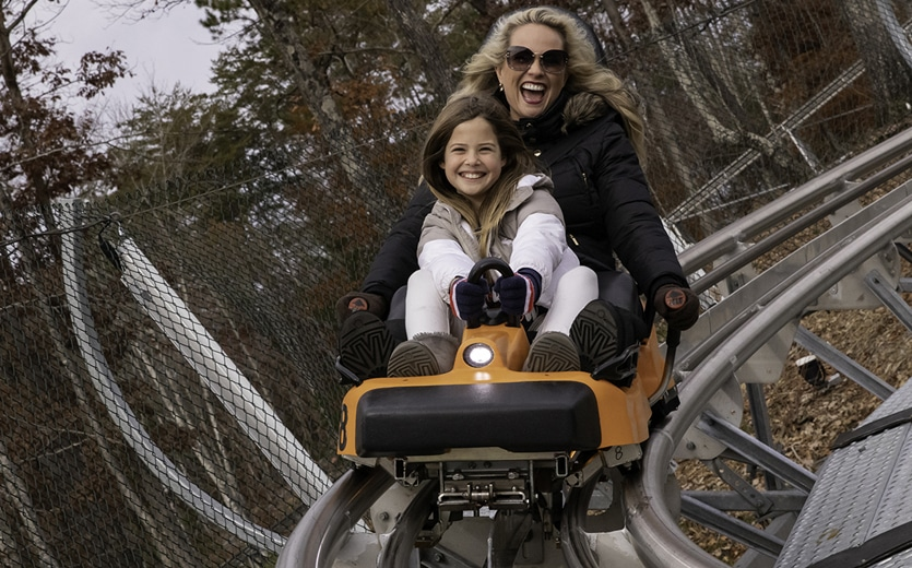 Rocky Top Coaster - Mother Daughter