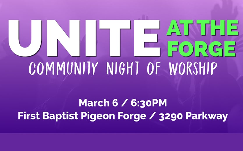 Unite At The Forge