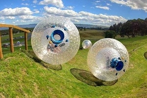 Zorbing and More Summer Day Trip Ideas from Pigeon Forge