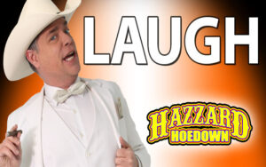 Hazzard Hoedown Show at Grand Majestic Theater in Pigeon Forge, TN